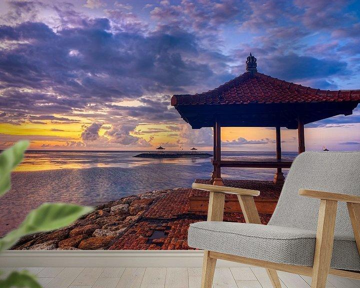 Beispiel fototapete: Sanur, Bali, Indonesien von Ardi Mulder