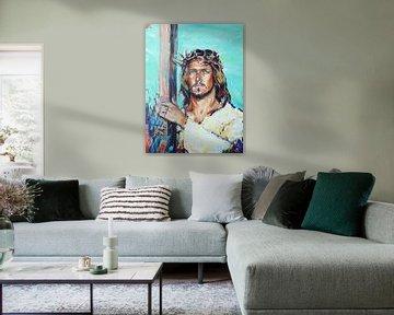 Jesus Christ von Lucia Hoogervorst