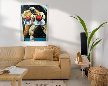 Boxing von Lucia Hoogervorst