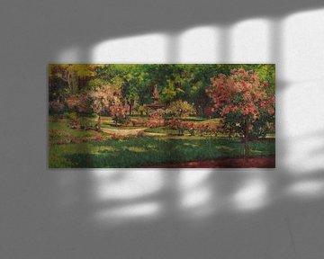 Artur Loureiro~Der Garten im Kristallpalast