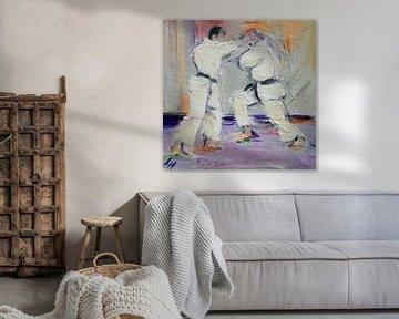 Karate - San von Lucia Hoogervorst