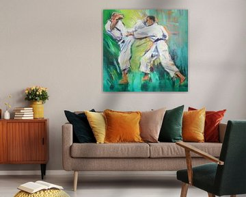 Karate - Shi von Lucia Hoogervorst