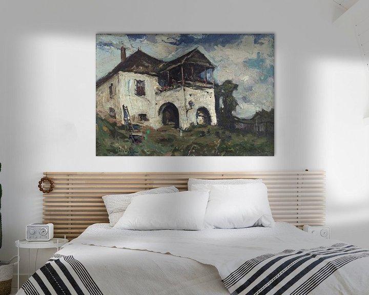 Beispiel: Gheorghe Petrașcu~Oude House