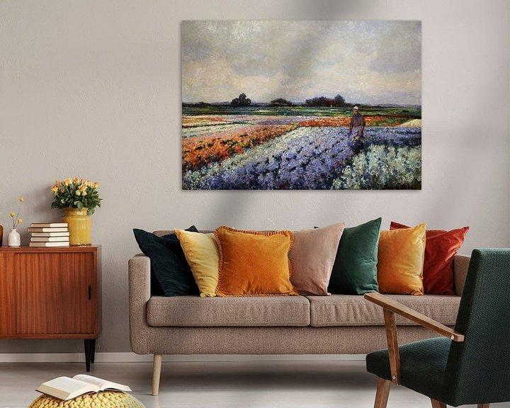 Beispiel: Deutsche Grobe~Blumenfelder