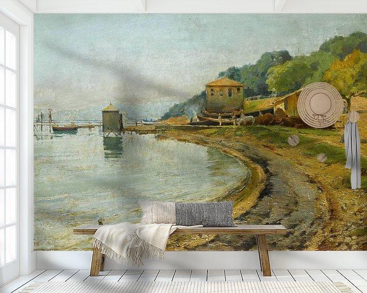 Beispiel fototapete: Halil Pascha~Baden für das Bosnische Meer