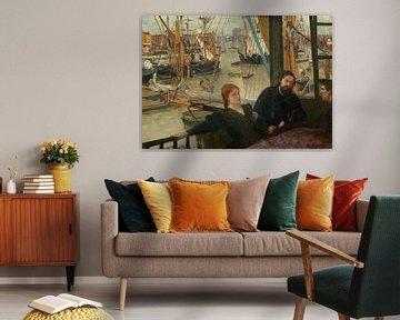 James Abbott McNeill Whistler~Waffe