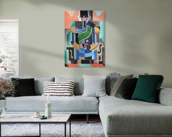 Sfeerimpressie: Josef Čapek~Afrikaanse koning