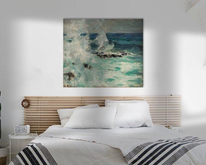 Sfeerimpressie: José Malhoa~Seascape