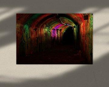 Kellergeschoss in Utrecht von matthijs iseger