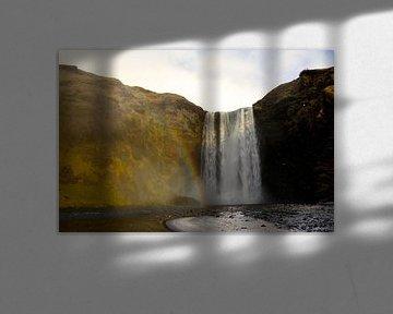 Waar water en zon elkaar ontmoeten van Willem Holle WHOriginal Fotografie
