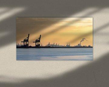Haven van Rotterdam van Jeroen Kleiberg