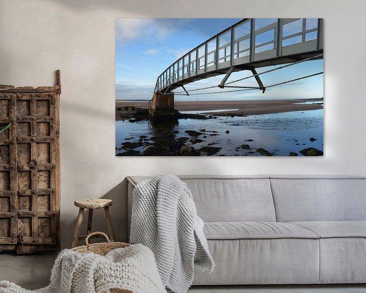 Beispiel: Brücke ins Nirgendwo von Willem Holle WHOriginal Fotografie