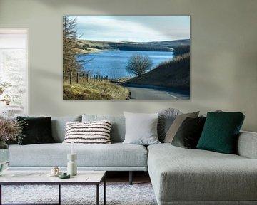 Whiteadder-Stausee Ost-Lothian von Willem Holle WHOriginal Fotografie