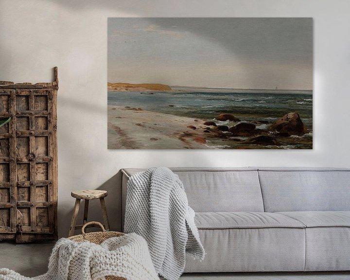 Beispiel: Winslow Homer-Maine Küste