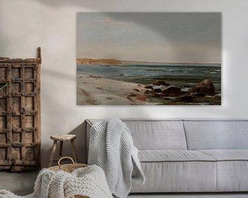 Winslow Homer-Maine Küste