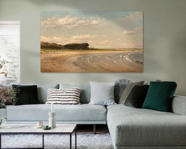 Beispiel: Worthington Whittredge Beach, Newport