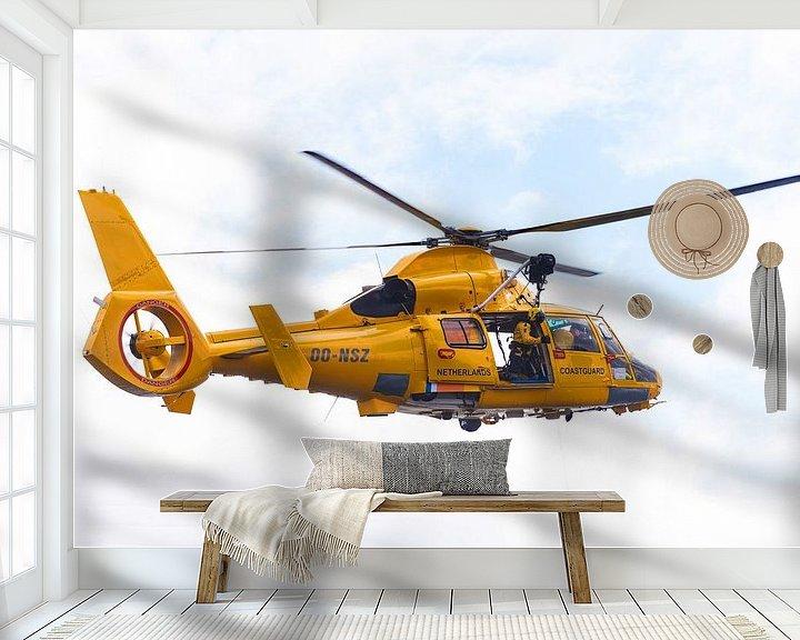 Beispiel fototapete: Niederländische Küstenwache von Brian Morgan
