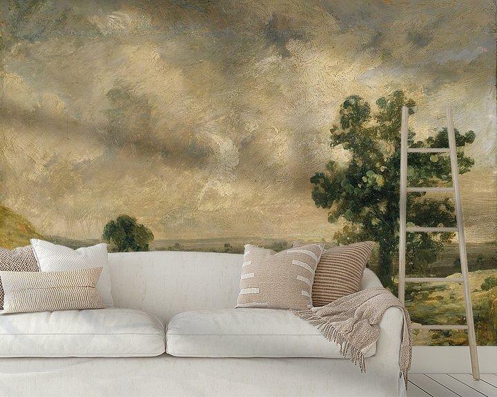 Beispiel fototapete: John Constable - Englische Landschaft