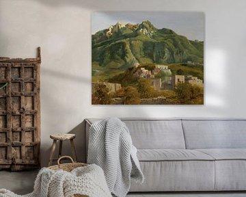 Sébastien Norblin-Dorf auf der Insel Ischia