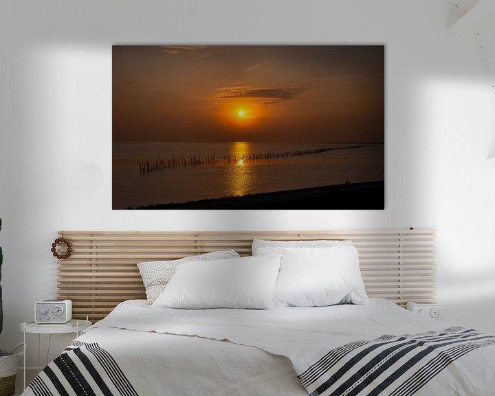 Beispiel: Sonnenuntergang Austerndamm von Aspectus   Design en Realisatie