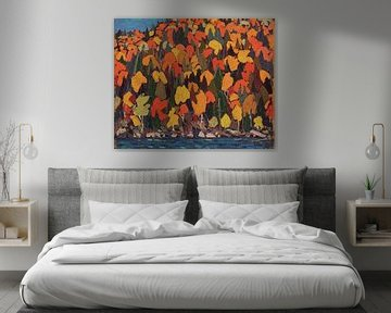 Tom Thomson-Herbstblatt