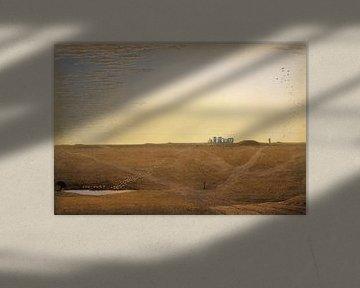 William Turner-Stonehenge, Twilight.