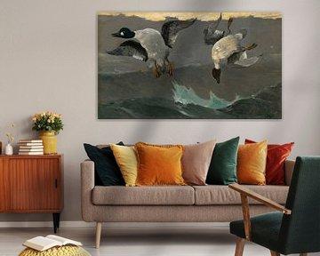 Winslow Homer-Rechts und Links