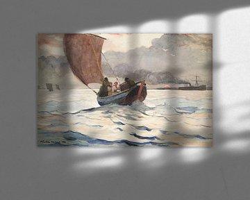 Winslow Homer gibt Fischerboote zurück