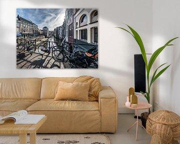 Utrecht mit dem Fahrrad von Hans Verduin