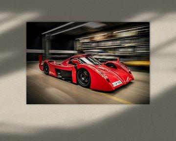 Toyota GT-One von Maurice Volmeyer