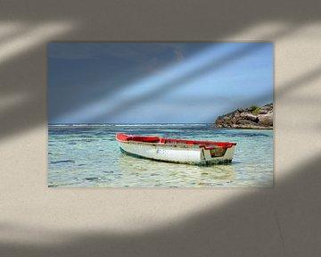 De boot van Graham Forrester