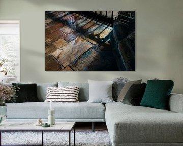 Glasmalerei II von Steven Goovaerts