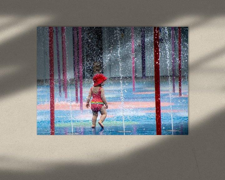 Impression: Entre des fontaines sur Marlies Gerritsen
