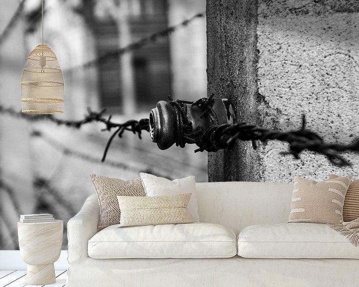 Sfeerimpressie behang: Opdat we nooit vergeten -04 van Marlies Gerritsen Photography