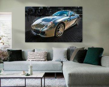 Ferrari 955 sur Ivo de Rooij
