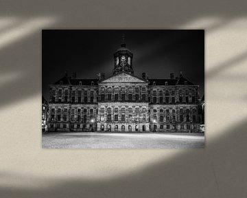 Der Palast auf dem Dam-Platz von Ivo de Rooij