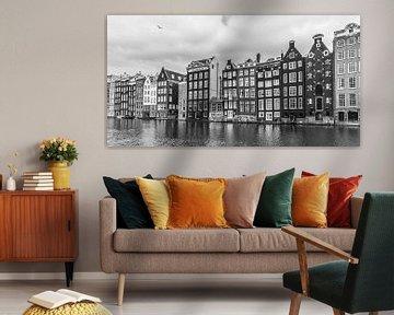 het Rokin in Amsterdam van Ivo de Rooij