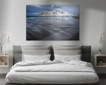 Skagsanden Strand van Julia Schellig
