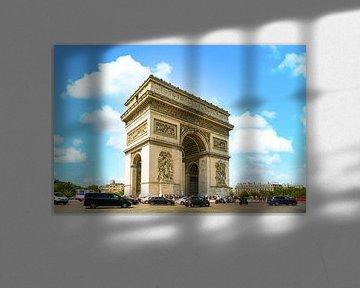De Arc de Triumph van Ivo de Rooij