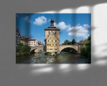 Bamberg in Deutschland von Elles Rijsdijk
