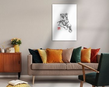 leeuwin van Péchane Sumie