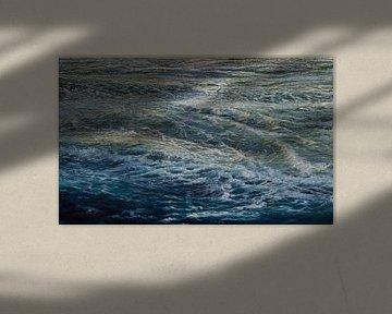 Bilder von gebrochenem Licht von Bert Oosthout