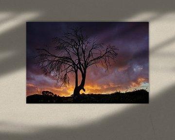 Der Himmel brennt von Keith Wilson Photography