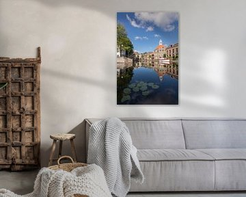 Zakkendragershuisje in Schiedam van Charlene van Koesveld