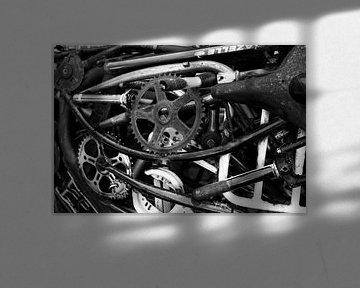 Vélo déconstruit - Imprimer les pièces du vélo