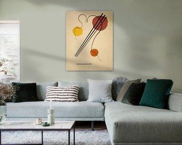 Ohne Titel, Wassily Kandinsky
