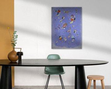 Himmelblau, Wassily Kandinsky