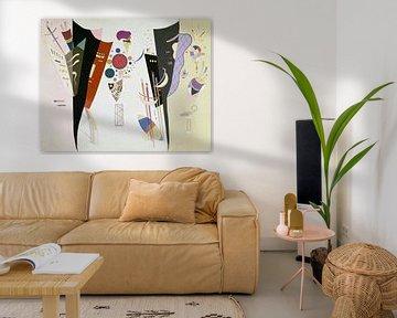Gegenseitigkeitsabkommen, Wassily Kandinsky