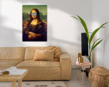 Mona Lisa Zonnebril