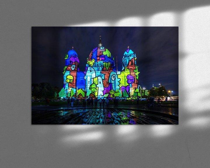 Impression: La cathédrale de Berlin sous un jour particulier sur Frank Herrmann